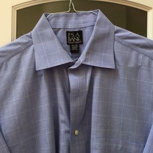 Jos A. Bank Dress Shirt  16.5-34